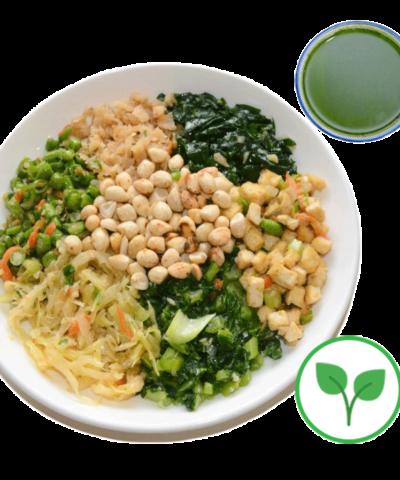 Image of Vegetarian Hakka Lei Cha prepared by home chef