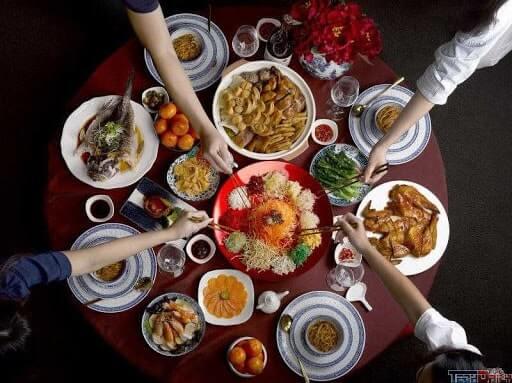 华人新年该吃什么?