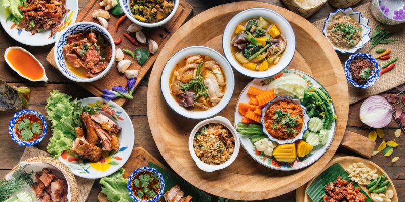 正宗好吃的泰国餐