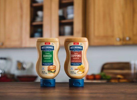 Hellmann's sauce Malaysia