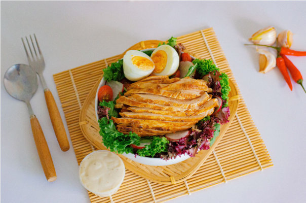 Healthy meal for your healthy diet food