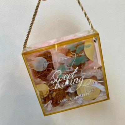 Handmade mooncake giveaway by Aunty Lau